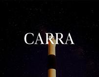 Carra - Free Serif Font