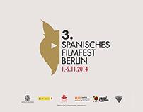 Spanisches Filmfest Berlin 2014. Spot y presentación