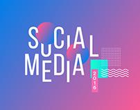 Social Media - 2016