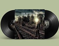 The Mute Gods - 'Tardigrades' vinyl album sleeve design