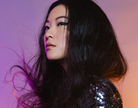 Arden Cho X The Art of Hairstyling