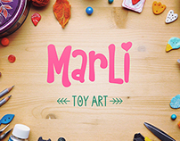 Logo for Marli Toys