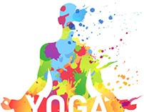 Yoga Day Poster design