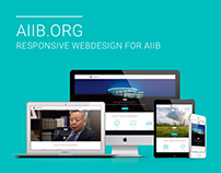 AIIB.org Redesign