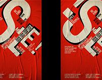 Smile Typographic Poster