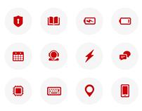 Web Portal Icons