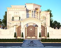 "Luxury Classic Villa "" Qatar """