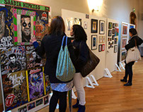 Group Exhibition with GGA @ Barcelona Casa Batlo 2013