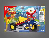 Rondi - Tricycles