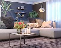 Sala de estar | Livign Room