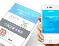 Andpercent - Responsive Website