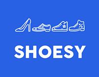 Shoesy App Concept
