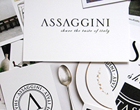 Assaggini Restaurant Concept