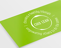 Chia Leah Business Cards