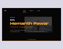 Desgin Portfolio - UX/UI Designer