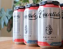 Eventide Brewery Branding