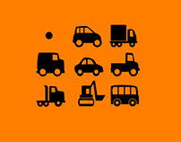 Vehicle icons for Application