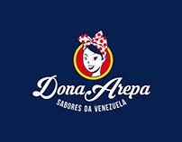 Dona Arepa - Sabores da Venezuela