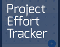 Project Effort Tracker