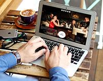 Sway Vodka Website Design
