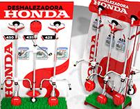 Exhibidor Honda / Record Electric SAECA