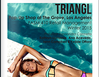 TRIANGL Pop-Up Shop
