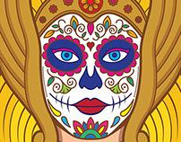 Los Amos Del Universo: She-Ra Sugar Skull