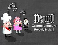 Desmondji - Facebook campaign