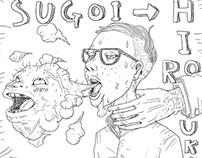 Rakugaki -doodle