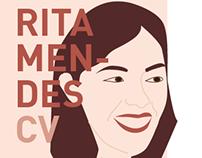 Curriculum Vitæ - Rita Mendes 2015