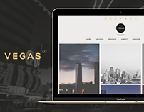 Vegas 2 - Resonsive Tumblr Theme