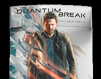 Retail Displays: Xbox Quantum Break Launch