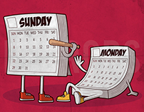 Sunday Revenge!