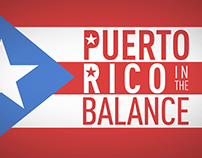 Puerto Rico in the Balance Sting