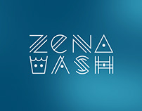Zena Wash | visual identity