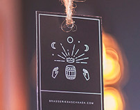 Bas-Canada Brewery Branding & Labels