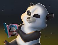 Panda Boobs