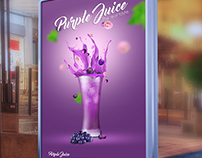 Purple Juice