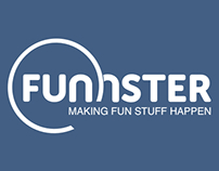 Funnster | Marketing, UX & UI Design
