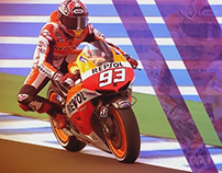 Redbull/MotoGP Trailer