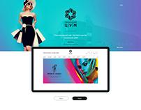 Корпоративный сайт торгового центра «Тюменский ЦУМ»