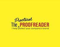 The Practical Proofreader Logo Design