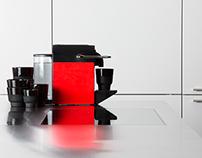 Nespresso Campagne 2015