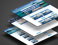 YATCO Website Redesign UI/UX