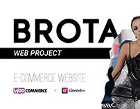 BROTA WEB E-COMMERCE