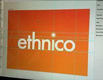 Ethnico - Brand Identity