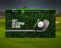 Web Design | Tigerline Golf