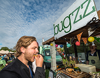 Rollende Keukens, Food Cart Festival in Amsterdam