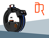 DracaRun - Coach drone