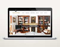 Website Hotel Casa de Tepa